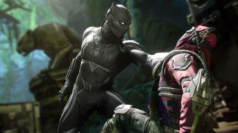 Guerra por Wakanda ya está disponible en Marvel's Avengers