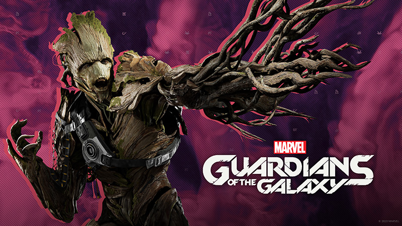 Marvels Guardians of the Galaxy Groot