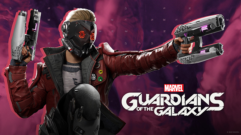 Marvels Guardians of the Galaxy Star-Lord