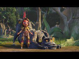 Maya y los Tres Voces