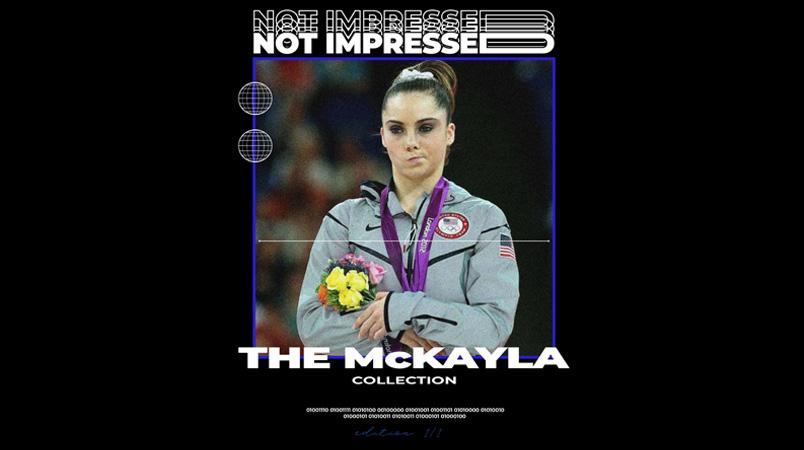 McKayla Maroney Not Impressed NFT