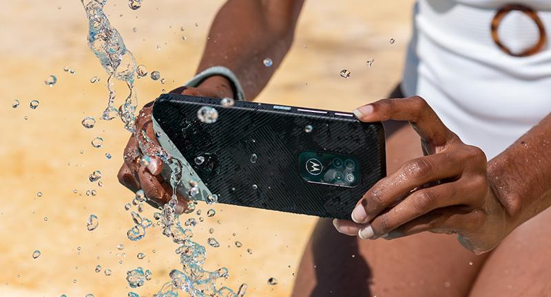 Motorola defy proteccion
