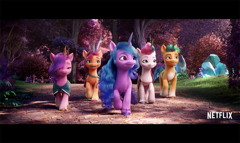 My Little Pony Nueva generacion Netflix