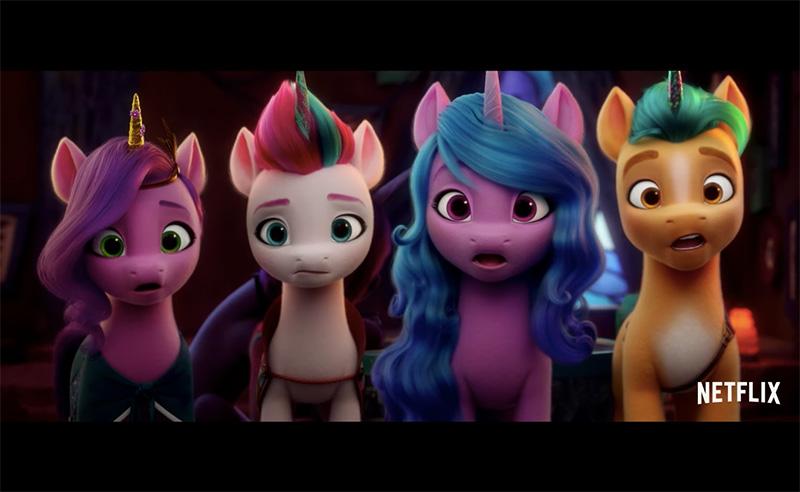 My Little Pony: Nueva generación se estrena el 24 de septiembre