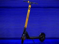 Nuevo Scooter electrico de Renault
