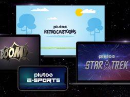 Pluto TV Star Trek Retro Cartoonsy de eSports