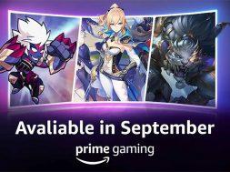 Prime Gaming contenido septiembre 2021