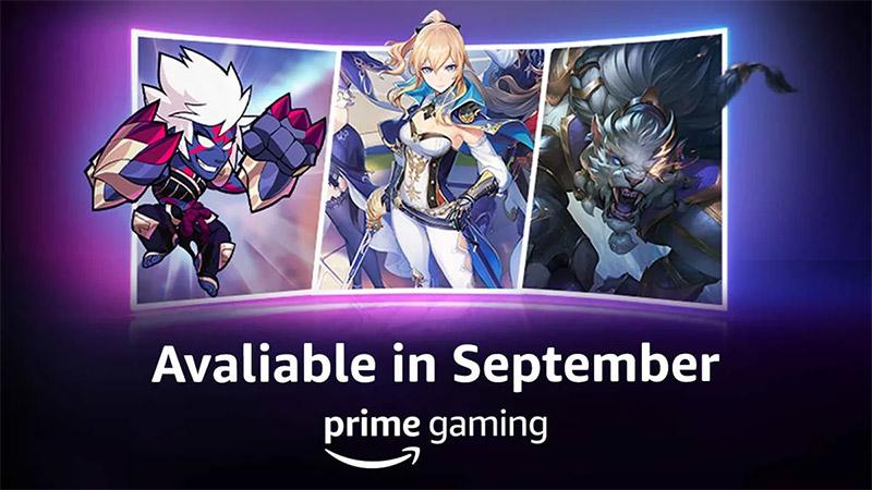 Fall Guys y Genshin Impact con contenido gratuito en Prime Gaming