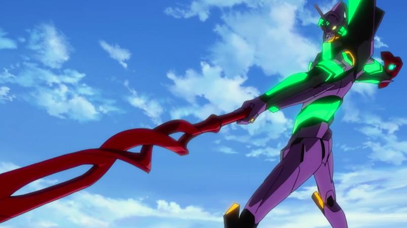 Las películas de Evangelion llegan el 13 de agosto a Prime Video