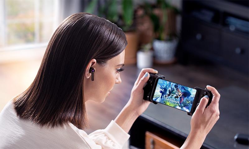 Razer Hammerhead True Wireless juegos