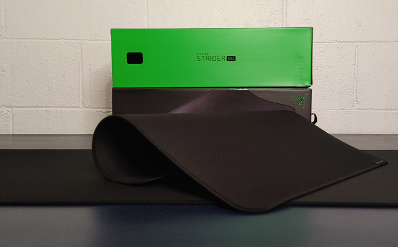 Reseña Razer Strider XXL y Strider Large, el nuevo mouse mat