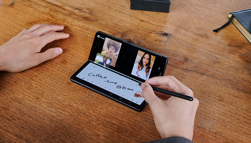 Samsung Galaxy Z Fold 3 Snapdragon 888 5G