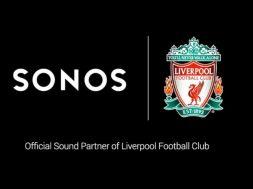 Sonos x Liverpool FC