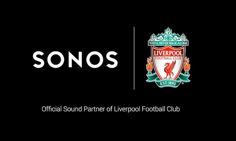 Sonos es el nuevo socio oficial de sonido del Liverpool FC