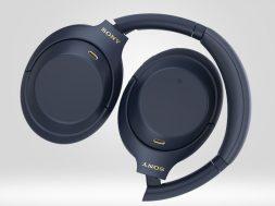 Sony WH-1000XM4 Midnight Blue