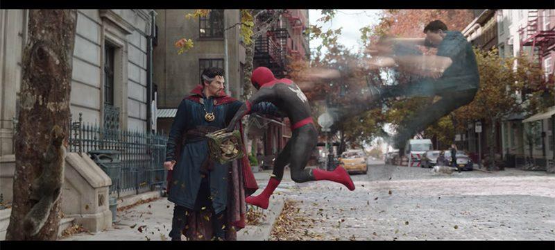 Spider-Man No Way Home trailer astral