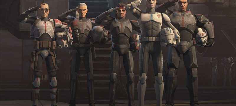 Star Wars The Bad Batch T1