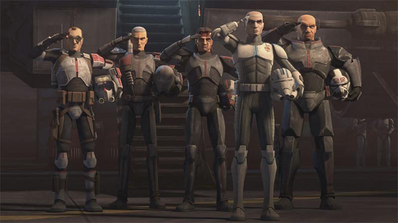 Star Wars: The Bad Batch tendrá una segunda temporada en 2022