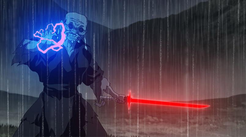 Las voces de Star Wars: Visions, llega a Disney+ el 22 de septiembre