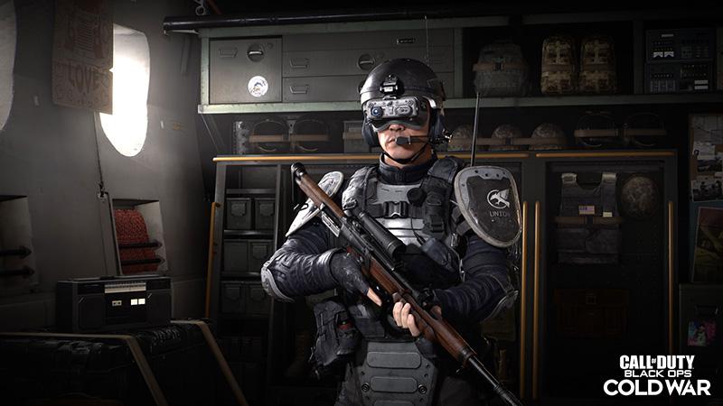 Stryker Black Ops Cold War Warzone