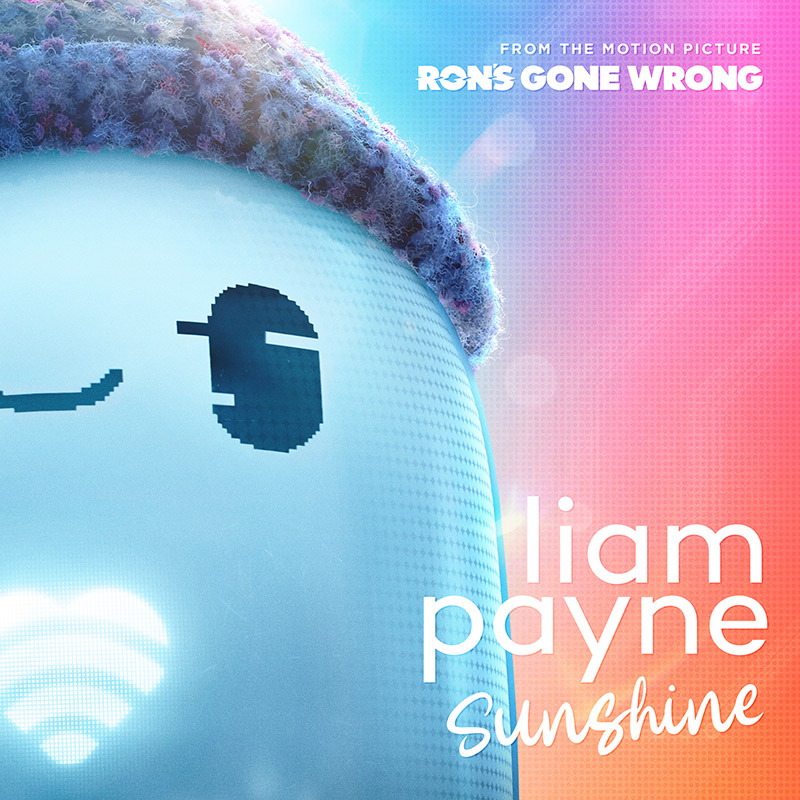 Sunshine Liam Payne poster
