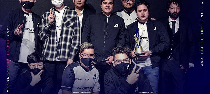 Team Aze Division de Honor Telcel Clausura