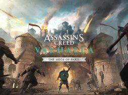 The Siege of Paris Assassins Creed Valhalla El Asedio de Paris