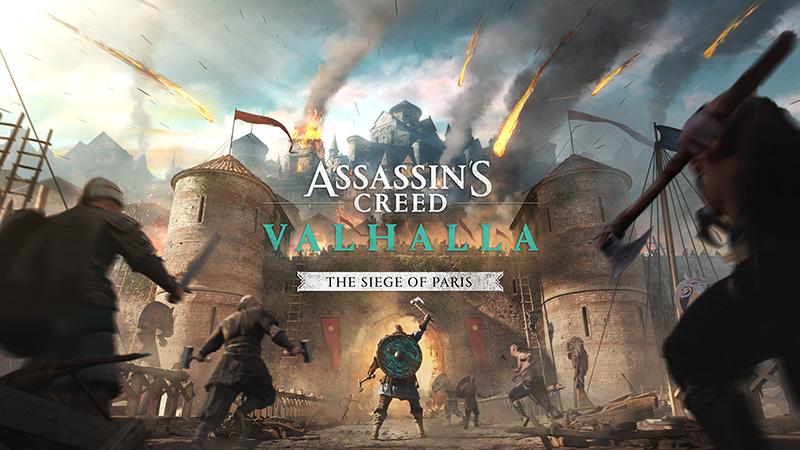Prepárate para Assassin's Creed Valhalla, El Asedio de París
