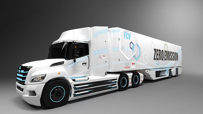 Toyota apuesta por las celdas de combustible en su planta de Kentucky