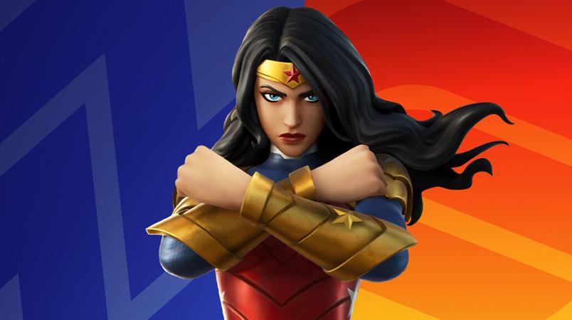 Wonder Woman llega a Fortnite y de esta forma puedes tenerla