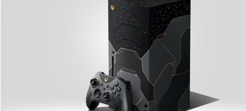 Xbox Series X Halo Infinite Edicion limitada