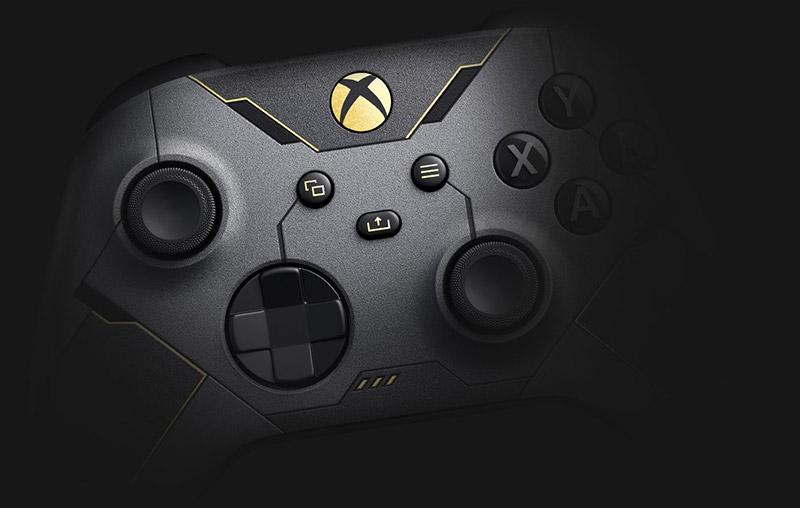 Xbox Series X Halo Infinite Edicion limitada control