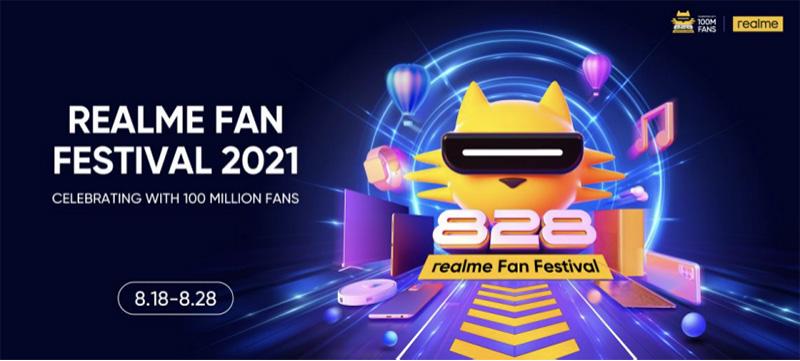realme Fan Festival realme GT Master Edition