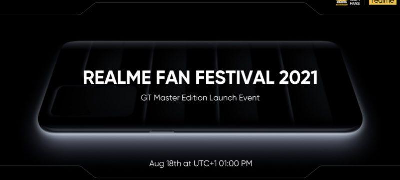 realme GT Master Edition anuncio Mexico