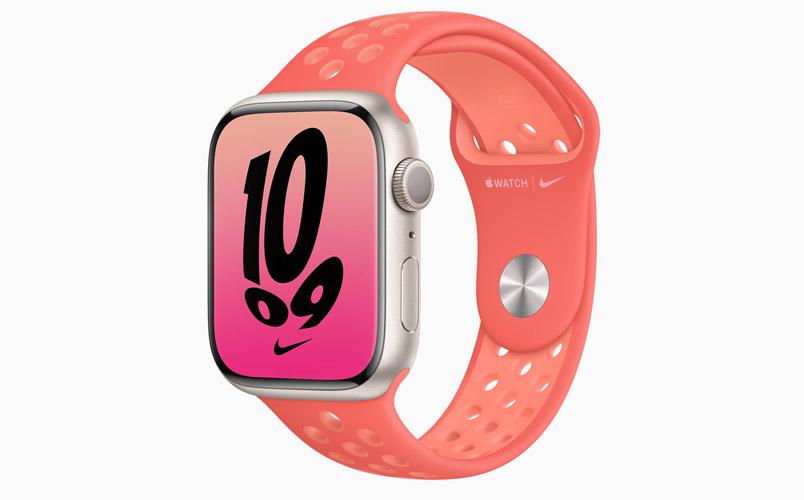 Apple Watch Series 7 deporte