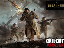 Beta Call of Duty Vanguard Fechas