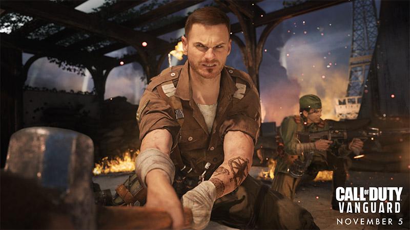 Beta Call of Duty Vanguard Fechas PS