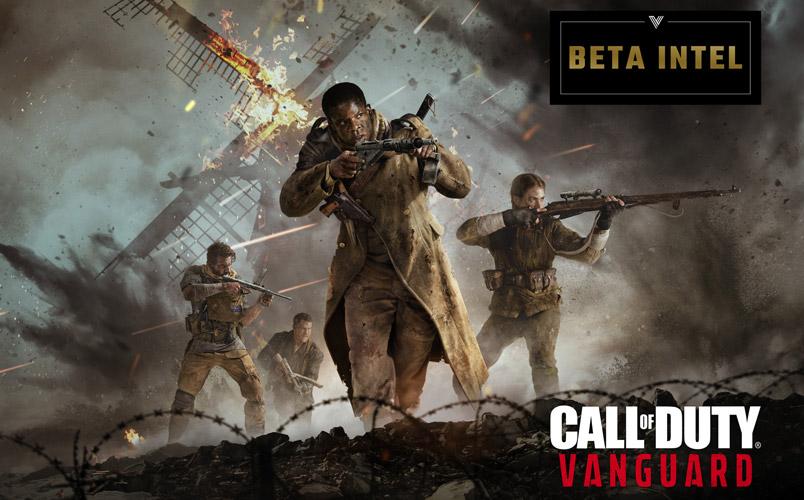 Fechas para la Beta de Call of Duty: Vanguard en PlayStation, Xbox y PC