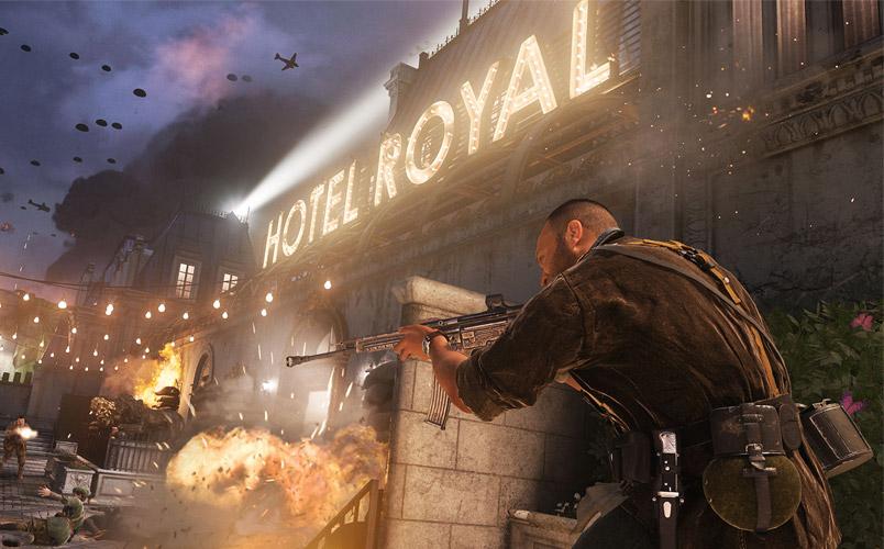 Prueba la beta abierta de Call of Duty Vanguard y obtén recompensas
