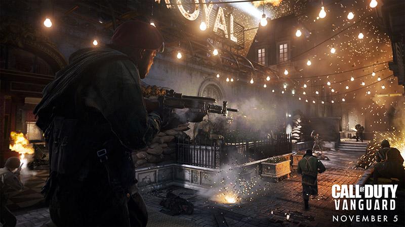 Beta abierta de Call of Duty Vanguard Xbox