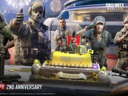 Call of Duty Mobile 2 anos