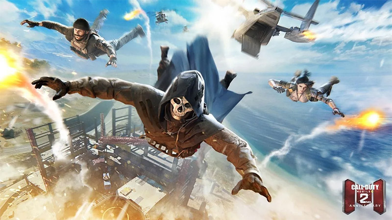 Call of Duty Mobile 2 anos novedades