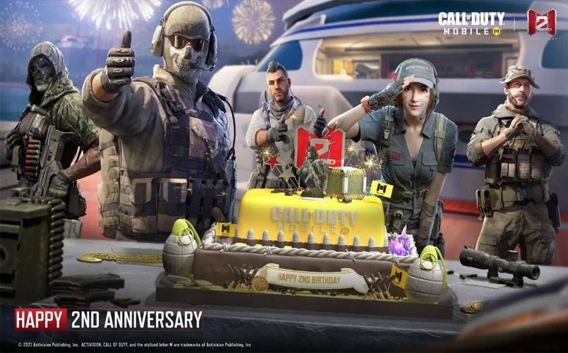Call of Duty: Mobile celebra su segundo aniversario con mejoras