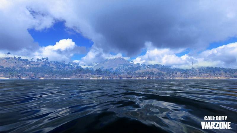 Call of Duty Warzone Pacifico mapa 2021