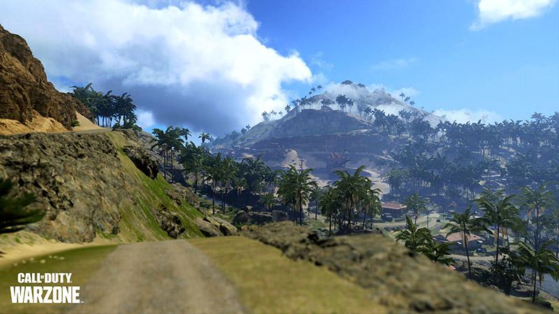 Call of Duty: Warzone tendrá un nuevo mapa del Pacífico