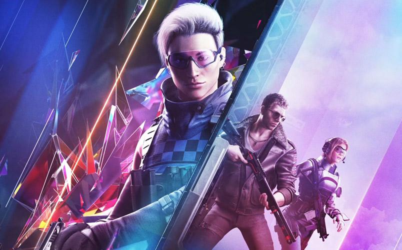 Crystal Guard la nueva temporada de Tom Clancy's Rainbow Six Siege
