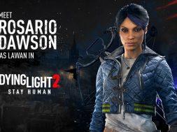 Dying Light 2 Stay Human Rosario Dawson Lawan