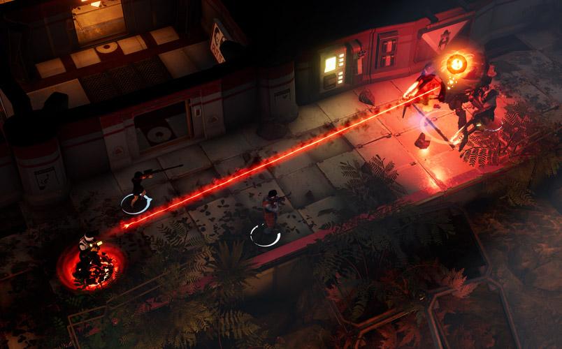Encased es el nuevo RPG de ciencia ficción para Steam, Epic y GOG