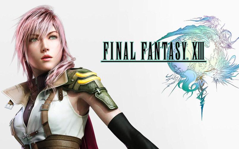 Final Fantasy XIII y más juegos llegan a Xbox Game Pass