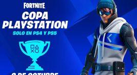 La Fortnite PlayStation Cup es el 2 de octubre y esto ganarás
